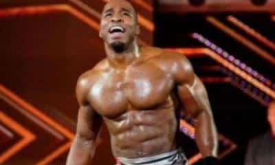 Jordan Myles WWE NXT
