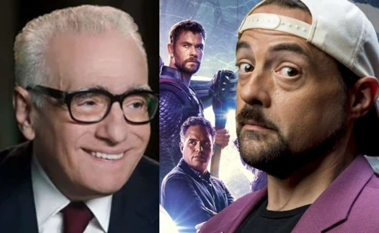 Kevin Smith Martin Scorsese Marvel MCU