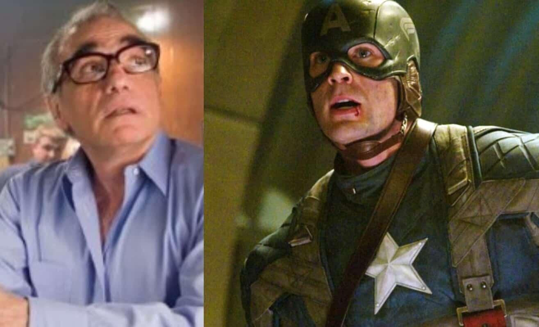 Martin Scorsese Marvel Movies