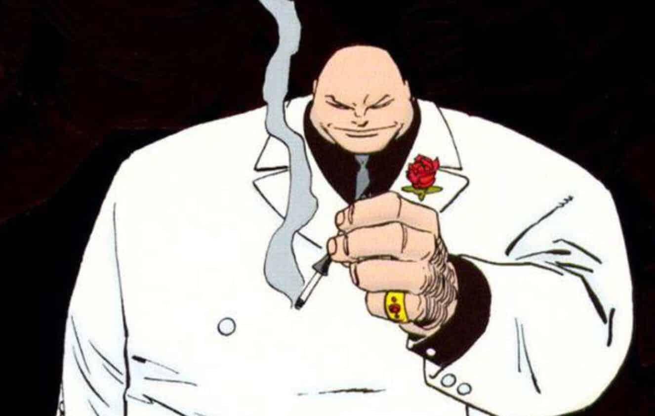 Marvel Universe Kingpin