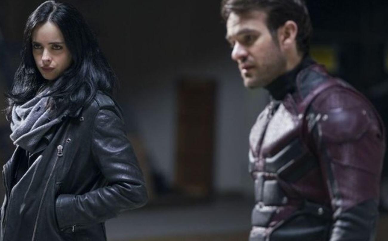 MCU Daredevil Jessica Jones