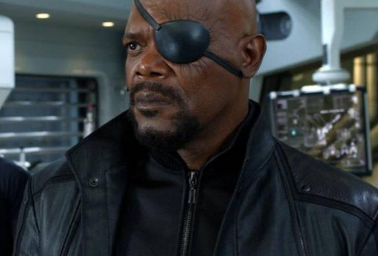 Samuel L. Jackson Marvel MCU
