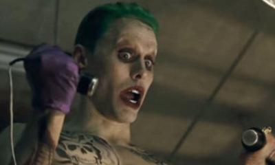 Suicide Squad Joker Jared Leto