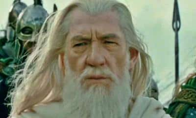 The Lord Of The Rings Gandalf