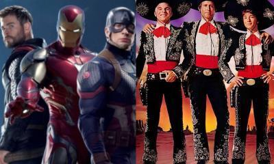 Three Amigos Avengers