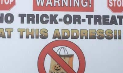 Trick Or Treat Sex Offenders