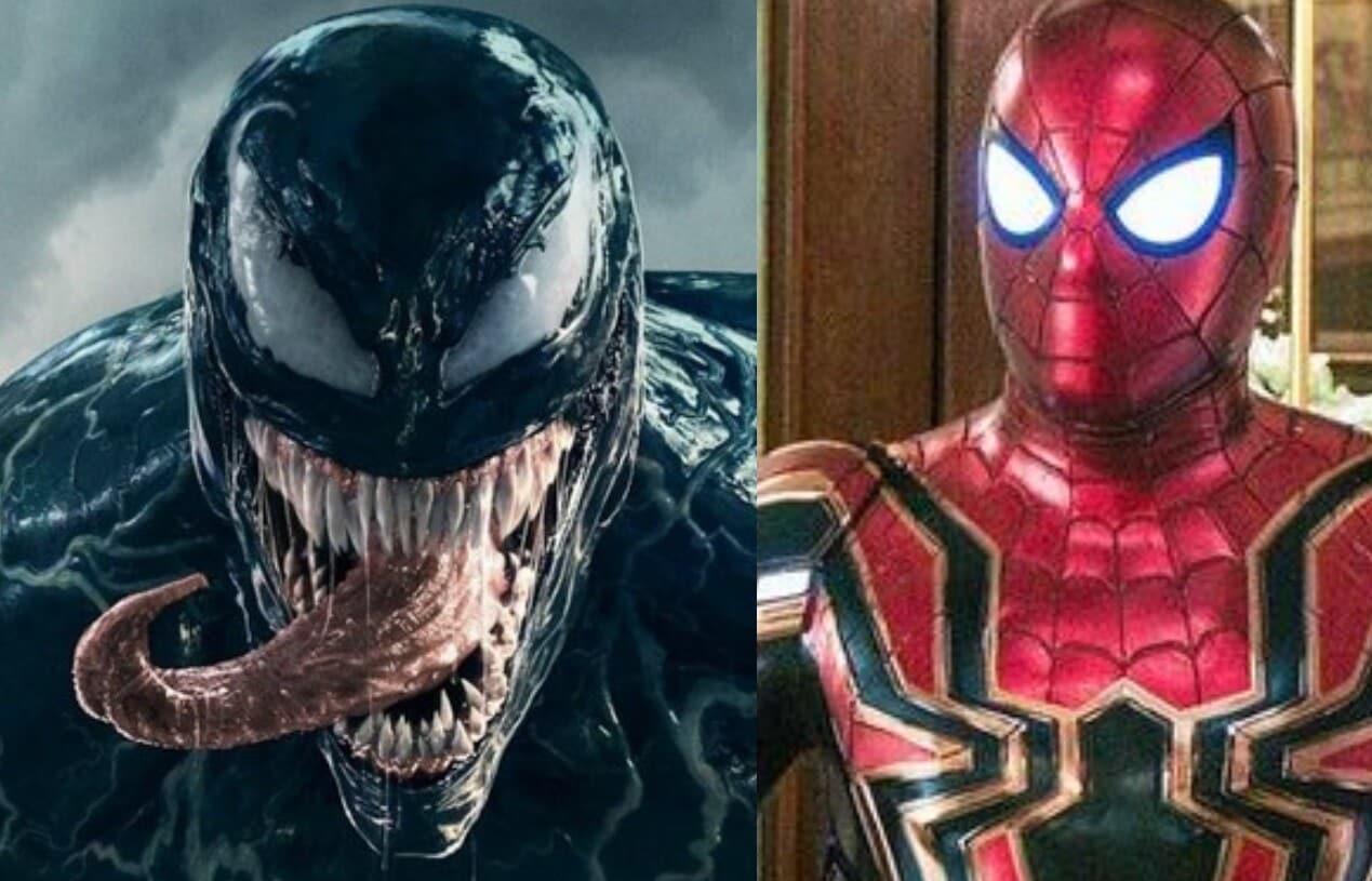 New Venom Spiderman Neckties mpulunguharbourcl.com