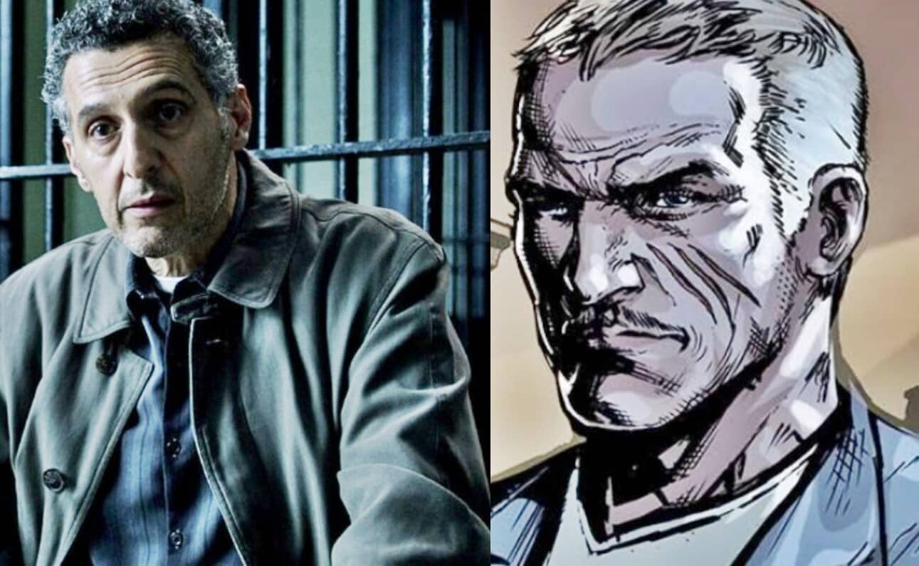 Image result for john turturro cast in batman""