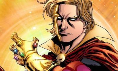 Adam Warlock Guardians of the Galaxy 3