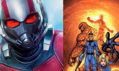 Ant-Man 3 Fantastic Four MCU