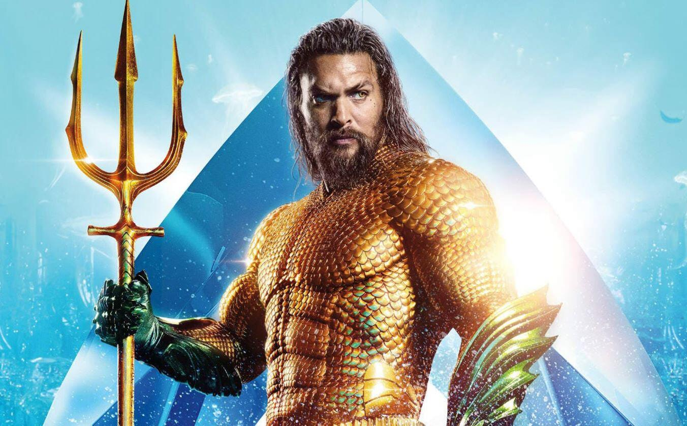 aquaman 2 the trench