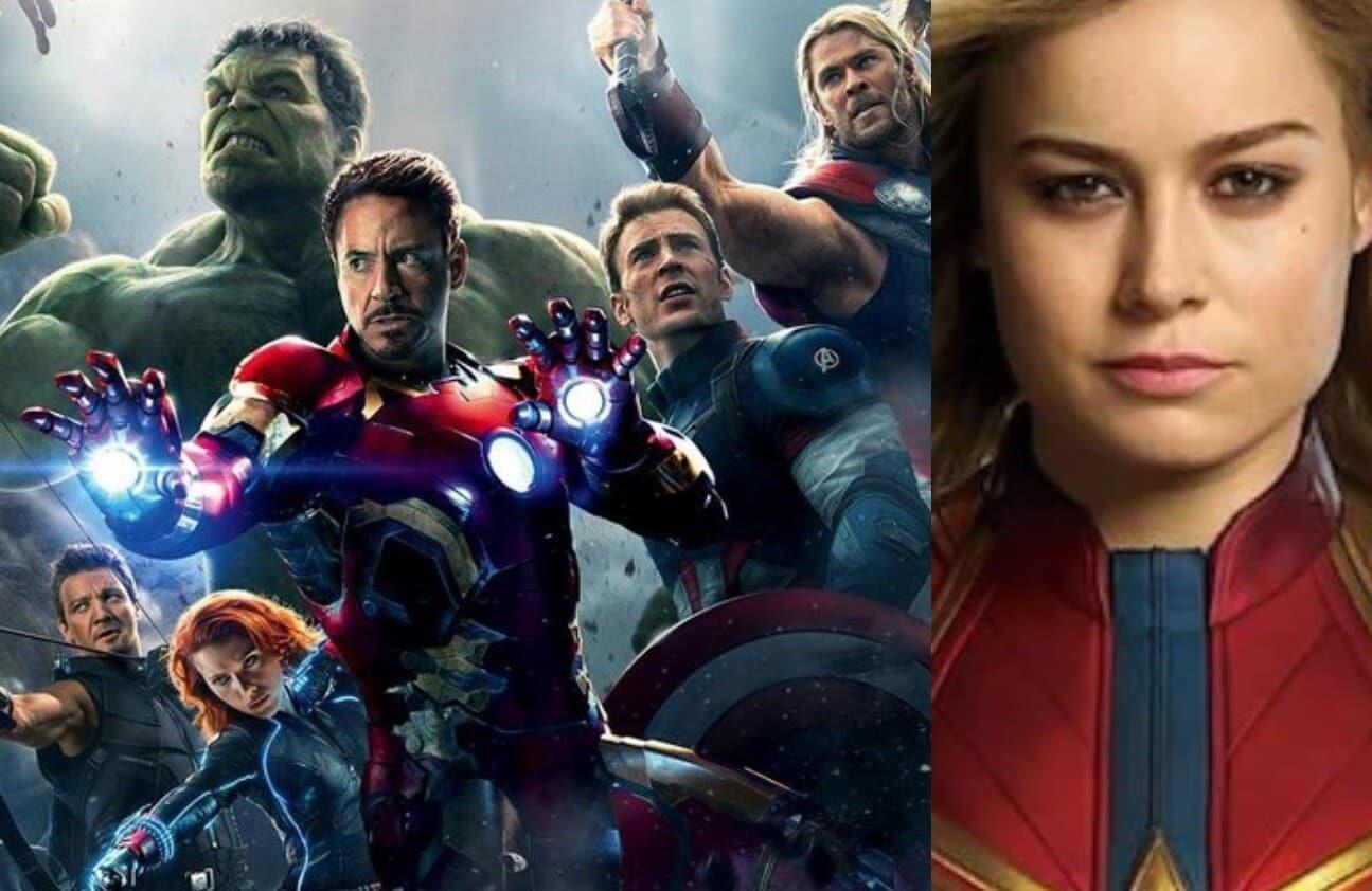 Avengers: Age of Ultron Captain Marvel