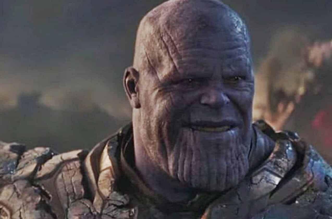 Avengers: Endgame Baby Thanos