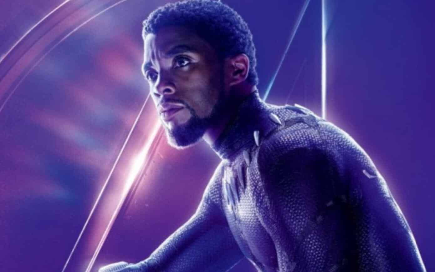 Avengers: Endgame Black Panther