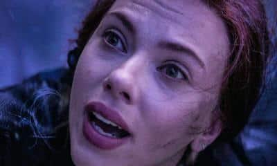 Avengers: Endgame Black Widow Death