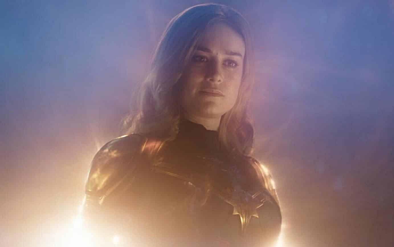 Avengers: Endgame Captain Marvel Brie Larson