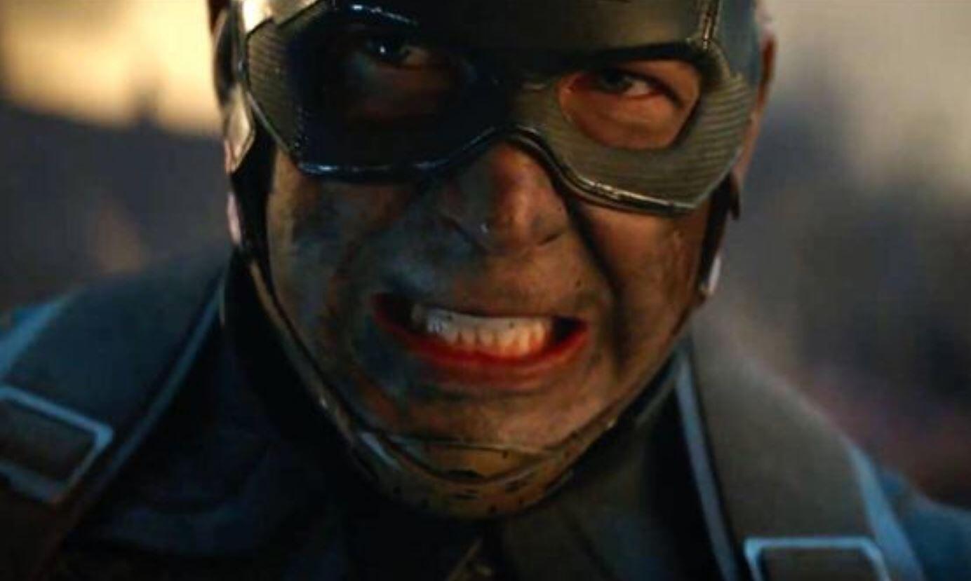 Avengers: Endgame Chris Evans Anthony Mackie