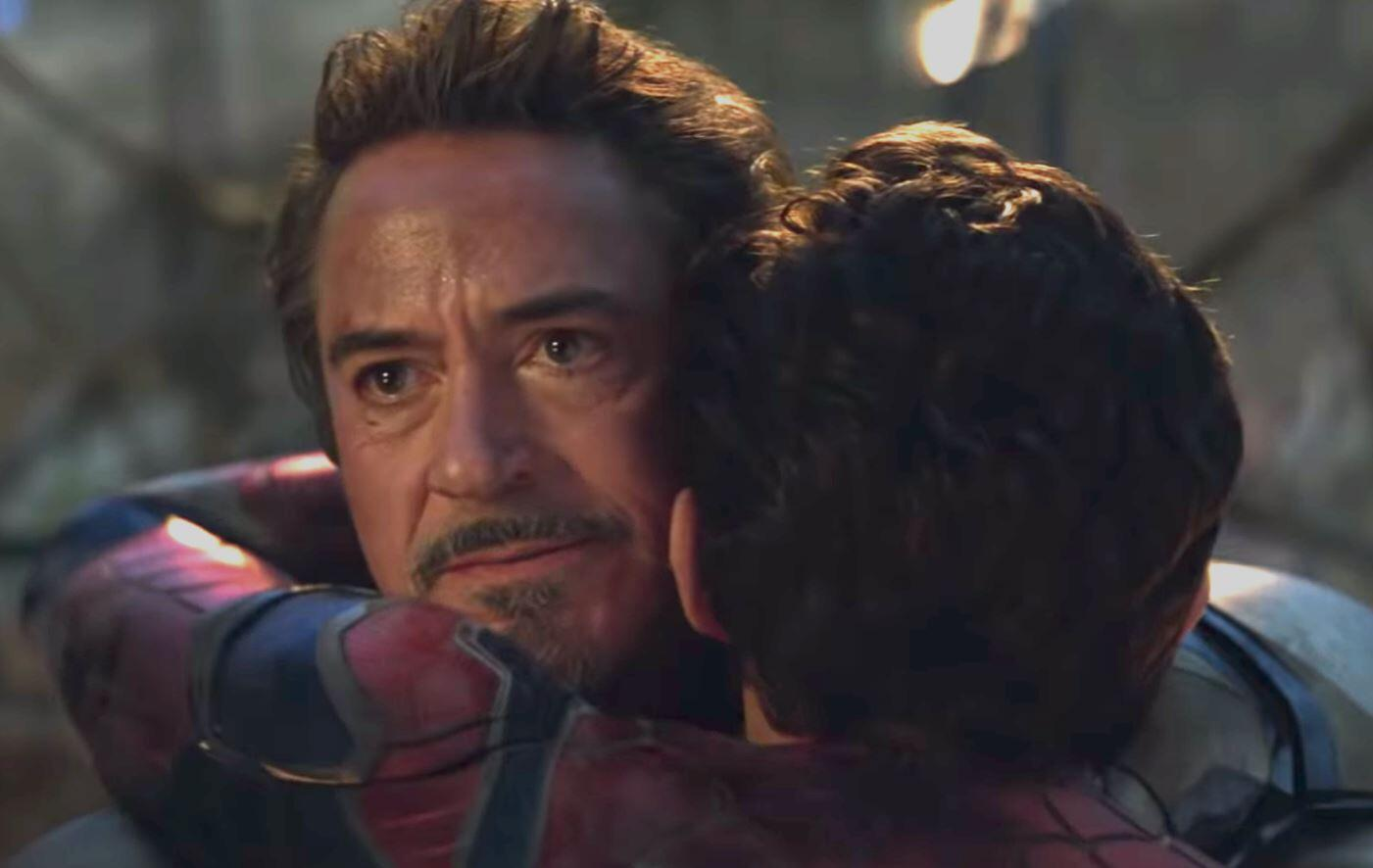 Image result for rdj endgame