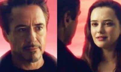Avengers: Endgame Tony Stark Afterlife Scene