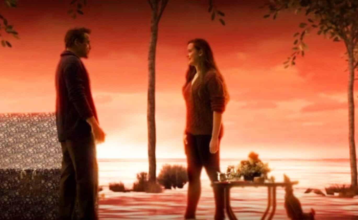 Avengers: Endgame Tony Stark Afterlife Deleted Scene