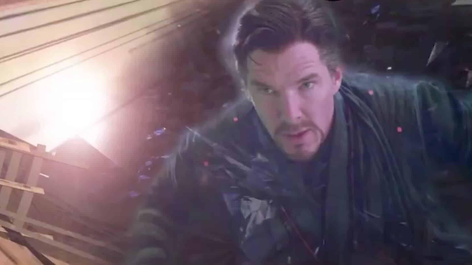 avengers: infinity war deleted scene