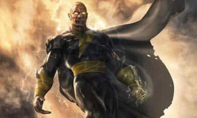 Black Adam Dwayne Johnson