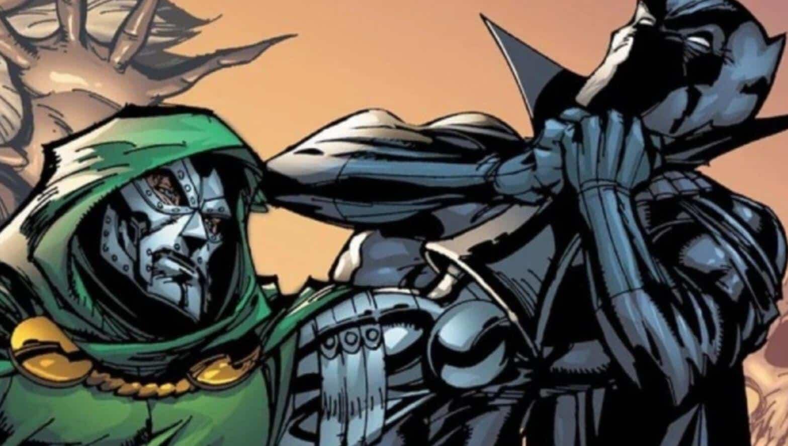 Black Panther 2 Doctor Doom