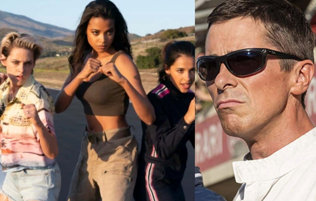 Box Office Report Charlie's Angels Ford V Ferrari