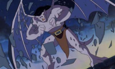 Gargoyles Cartoon Show