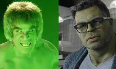 Hulk Lou Ferrigno Mark Ruffalo