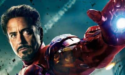 Iron Man Robert Downey Jr. Marvel