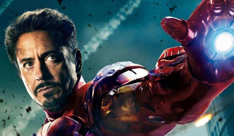 Iron Man Robert Downey Jr. Marvel
