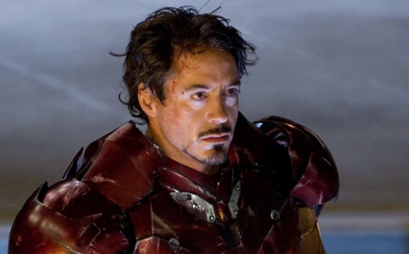 Iron Man Robert Downey Jr.