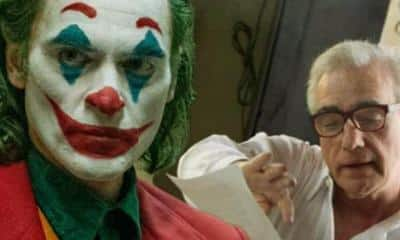 Joker Martin Scorsese