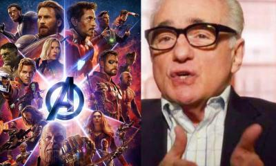 Martin Scorsese Marvel Movies