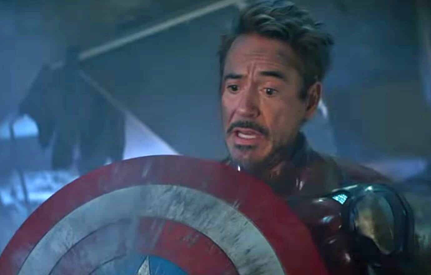 MCU Tony Stark Avengers: Endgame