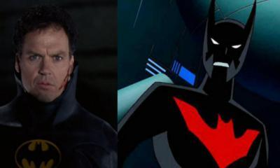 Michael Keaton Batman Beyond