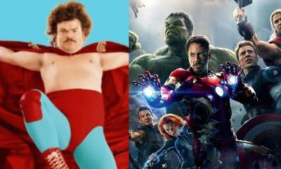Nacho Libre The Avengers