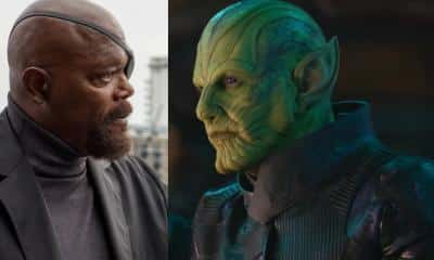 Nick Fury Talos MCU