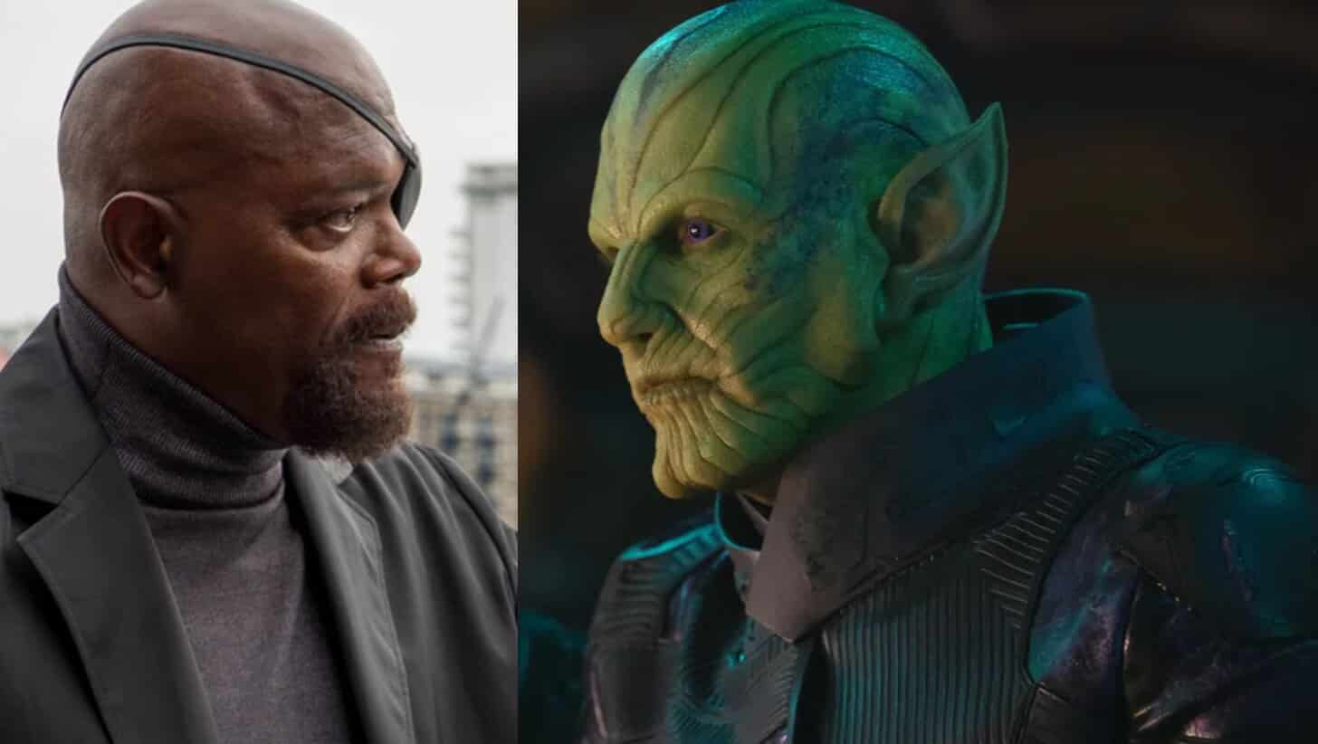 MCU Theory Suggests When Talos Replaced Nick Fury