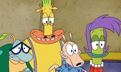 Nickelodeon Netflix