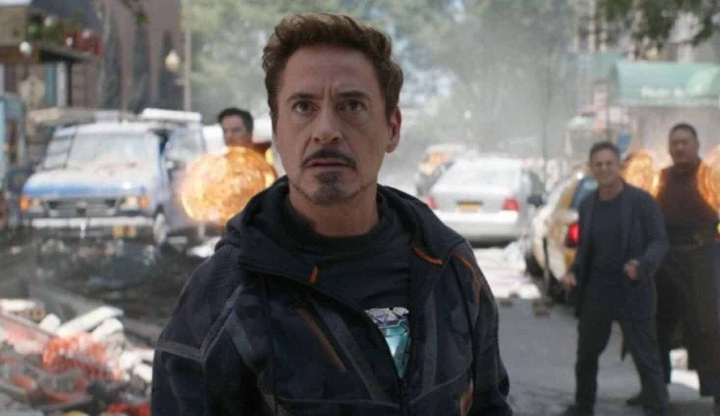 Robert Downey Jr. What If Marvel