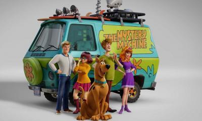 Scoob! Movie 2020