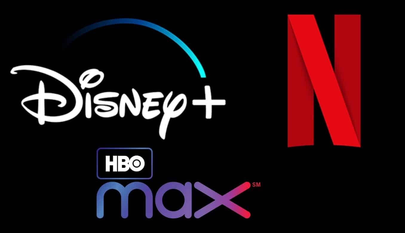 Streaming Password Sharing Disney Plus Netflix HBO Max