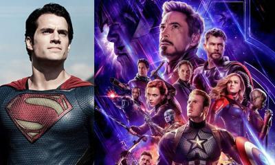 Superman Avengers