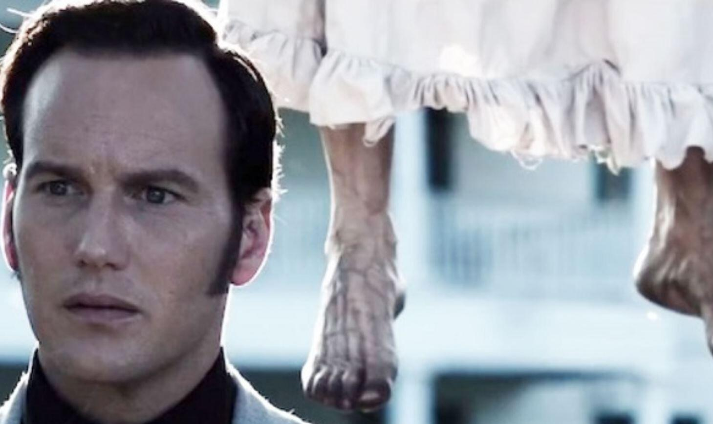 The Conjuring 3 Patrick Wilson
