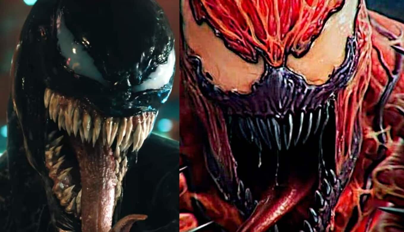 Tom Hardy Teases Venom Vs. Carnage For'Venom 2'