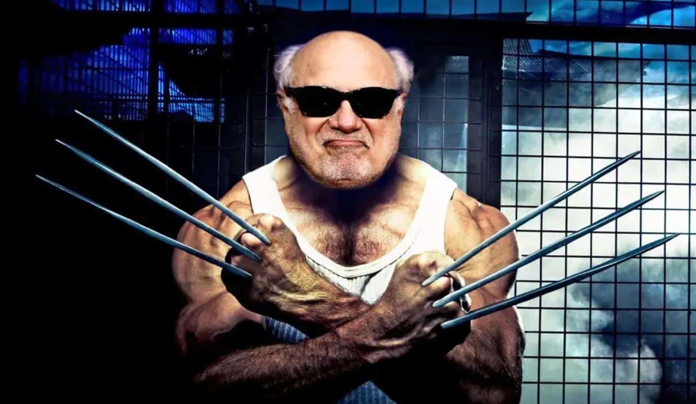 Wolverine Danny Devito