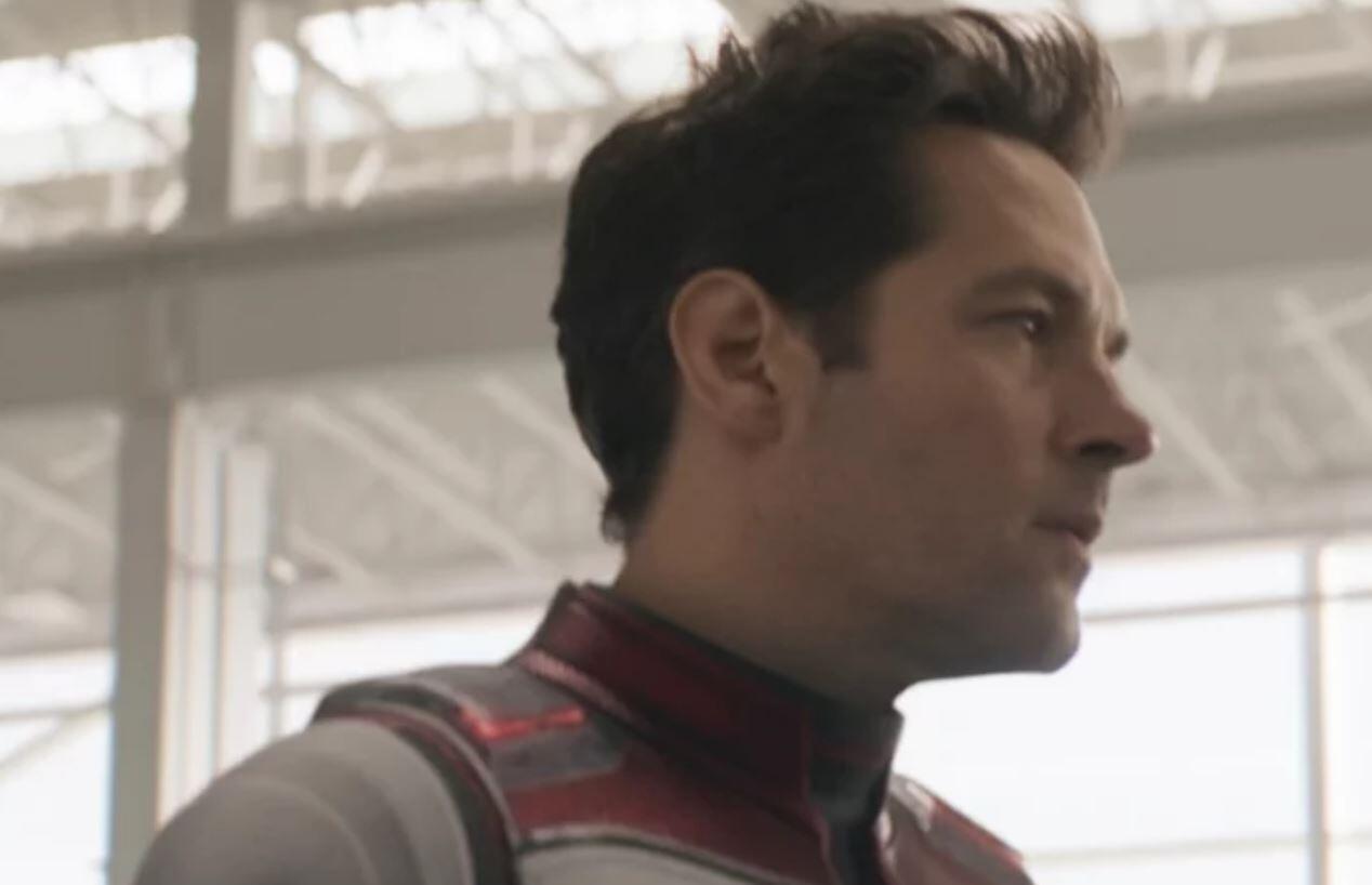 Avengers: Endgame Ant-Man Scott Lang