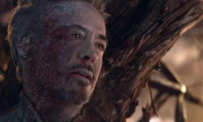 Avengers: Endgame Tony Stark Death